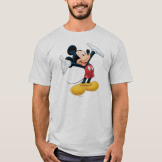 Modern Mickey | Airbrushed T-Shirt