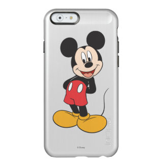 Modern Mickey | Hands behind Back Incipio Feather® Shine iPhone 6 Case