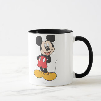 Modern Mickey | Hands behind Back Mug
