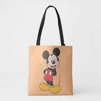Modern Mickey | Hands behind Back Tote Bag
