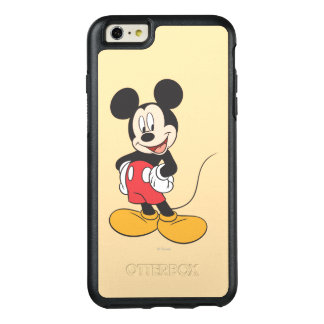 Modern Mickey | Side Hands on Hips OtterBox iPhone 6/6s Plus Case