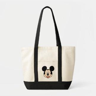 Modern Mickey | Smiling Head Tote Bag