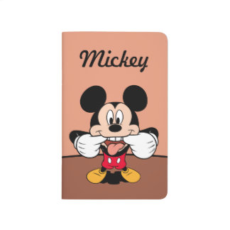 Modern Mickey | Sticking Out Tongue Journal