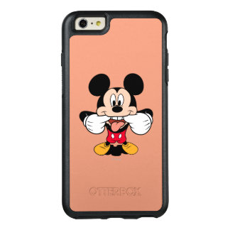 Modern Mickey | Sticking Out Tongue OtterBox iPhone 6/6s Plus Case