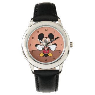 Modern Mickey | Sticking Out Tongue Watch