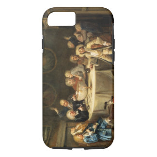 Modern Midnight Conversation iPhone 7 Case