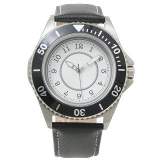 Modern Minimalist Simple Elegant Watch