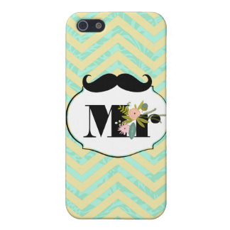 Modern Mint  Damask Wedding Invite Case For iPhone 5/5S