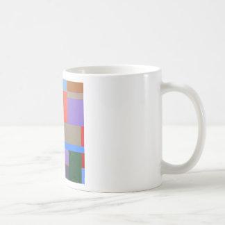 Modern/Mondrian Art Coffee Mug