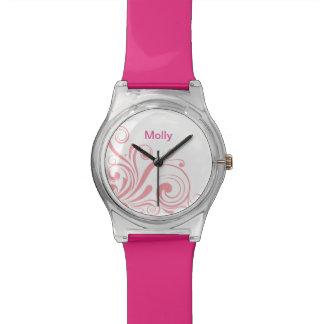 Modern Monogram Wristwatch