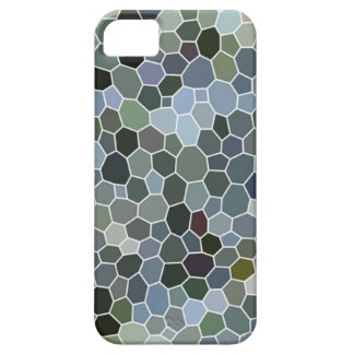 Modern mosaic pattern iPhone 5 covers