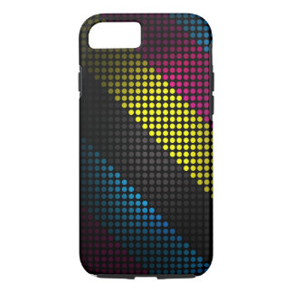 Modern Multicolor Spotted Tough Case - iPhone 7