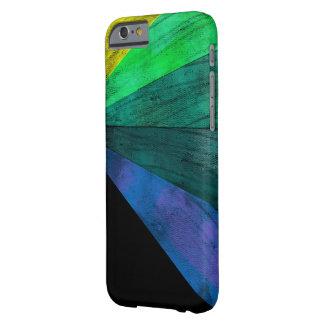 Modern Multicolored Wrap Case (Black)