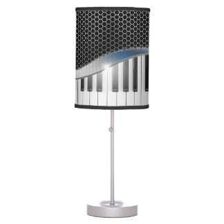 Modern Music Table Lamp