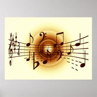 Modern Musician Poster