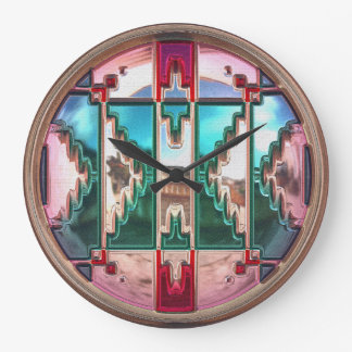 Modern Native American 15 Wall Clocks