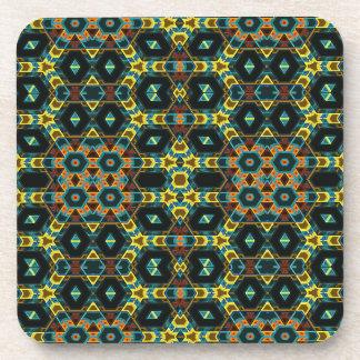 Modern Native American 2-10 Image Options Coaster