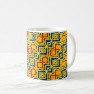 Modern Native American 36 Coffee Mug