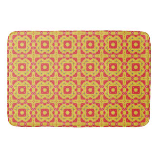 Modern Native American 8 Bath Mat