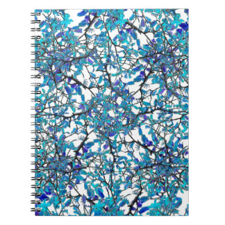 Modern Nouveau Pattern Notebooks
