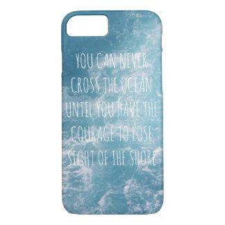 Modern Ocean IPhone case