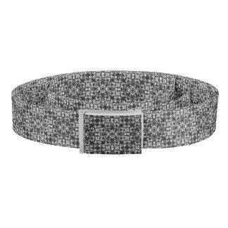 Modern Oriental Pattern Belt