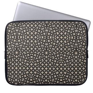 Modern Oriental Pattern Laptop Sleeve