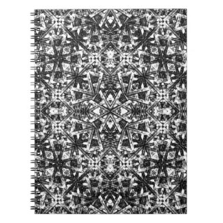Modern Oriental Pattern Notebook