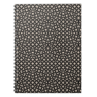 Modern Oriental Pattern Notebooks