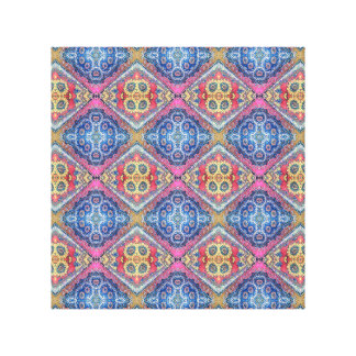 Modern Ornate Pattern Canvas Print
