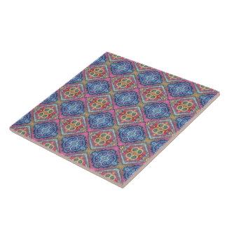 Modern Ornate Pattern Tile