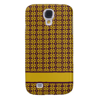 Modern Pattern Samsung Galaxy S4 Cover