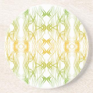 Modern Pattern Coaster