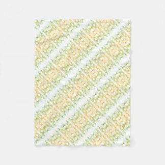 Modern Pattern Fleece Blanket