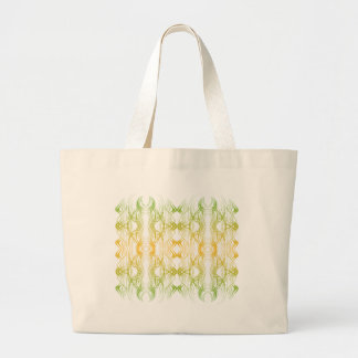 Modern Pattern Large Tote Bag