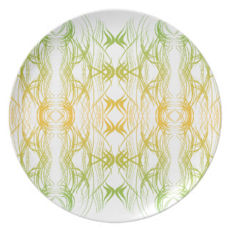 Modern Pattern Plate