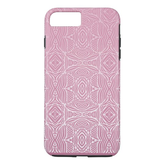 Modern Patterned Phone Case