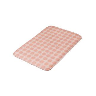 Modern-Peach-Sun-Rise-Bath-Bed-RUGS-S-M-L Bath Mat