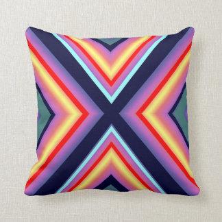 Modern Pillow- -Green/Blue/Aqua/Red/Yellow/Pink Throw Pillow