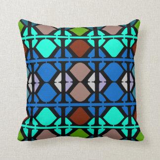 Modern  Pillow-Home-Aqua/Blue/Green/Tan/Red/Black Throw Pillow