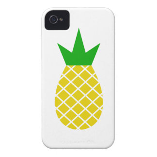 Modern pineapple design iPhone 4 cover