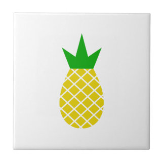 Modern pineapple design tile
