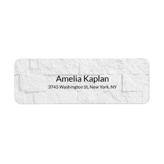 Modern Plain Minimalist Professional Brick Wall