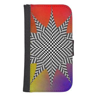 Modern Plasma by Kenneth Yoncich Galaxy S4 Wallet Case