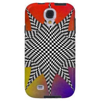 Modern Plasma Galaxy S4 Case