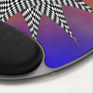 Modern Plasma Mouse Pad Gel Mouse Mats