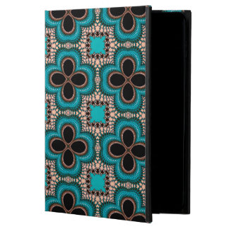 Modern Prertty Abstract Blue And Black Seamless Powis iPad Air 2 Case