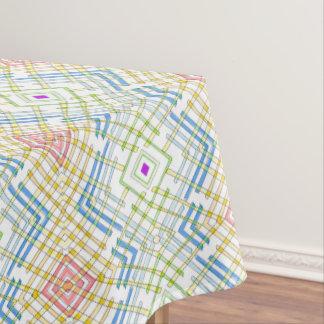 Modern Print Style Table Cloth