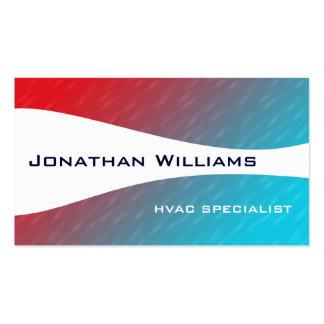 Hvac Business Cards 465 Business Card Templates