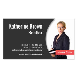 Modern, Professional, Realtor, Real Estate, Photo